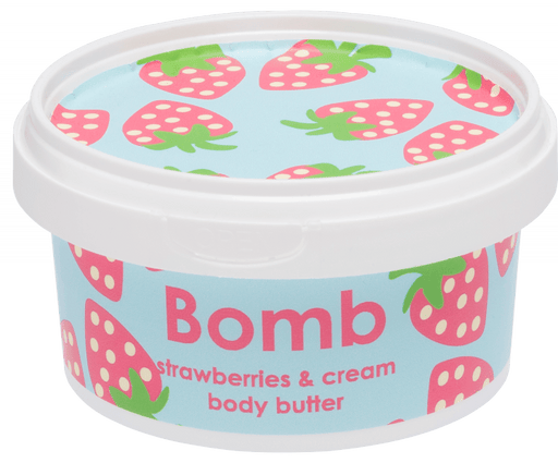 Strawberry & Cream Body Butter 200ML exxab.com