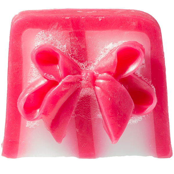 Take a Bow-Sliced Hand Made Soap - exxab.com