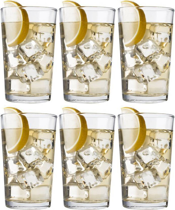 Duralex 1043 set of 6 traditional glasses exxab.com
