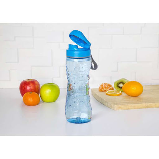 Sistema 650 Hydrate Tritan Active Drinks Bottle Plastic 800 ml exxab.com