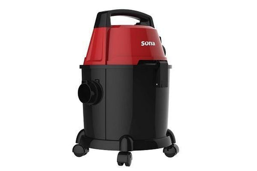 Sona SVC-15T-A Vacuum Cleaner 1600W 15L Red/Black