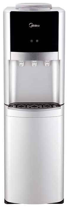Midea YL1337S-BS Water Dispenser Standing With Refrigerator