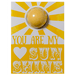 You Are My Sunshine Blaster Card - exxab.com