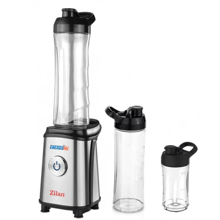 Zilan 0504 sport blender 300 watt personal mini shaker with BPA free 3 bottles exxab.com