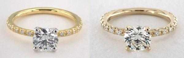 What Are the Differences Between 9K and 18K Gold?