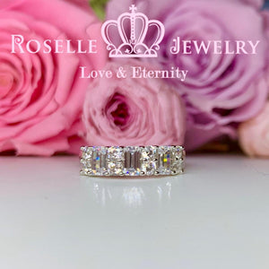Emerald Cut Fashion Ring - RT2