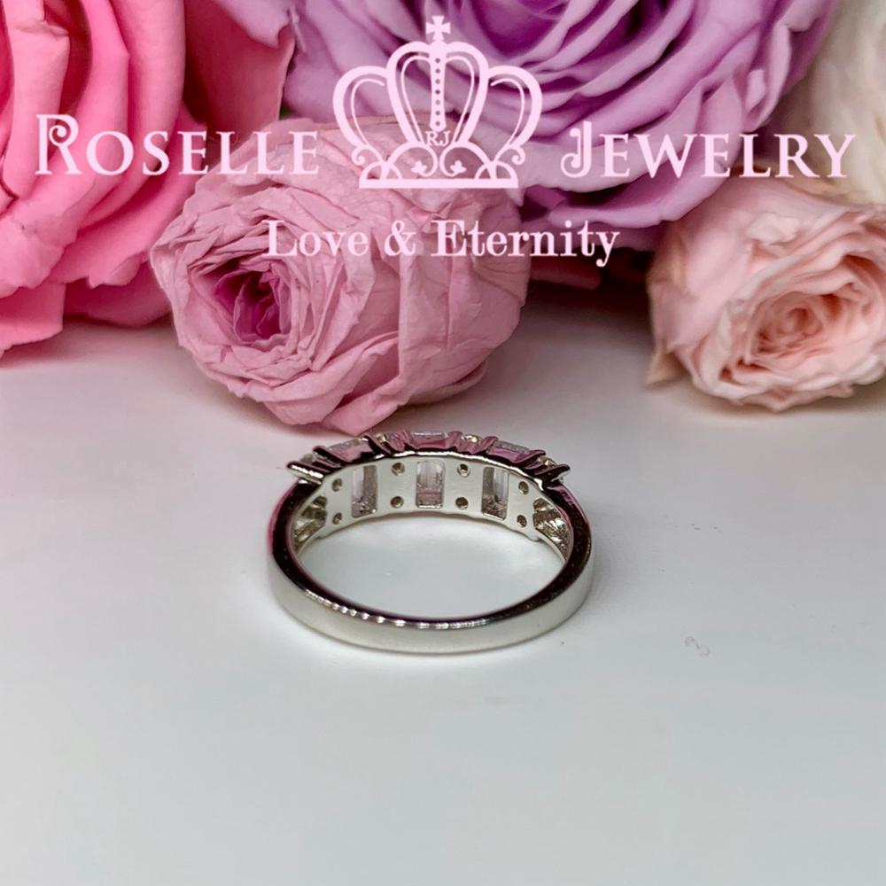 Emerald Cut Fashion Ring - RT2 - Roselle Jewelry