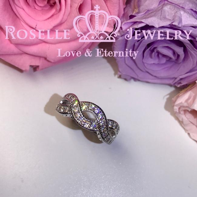Twist Fashion Ring - BA22 - Roselle Jewelry