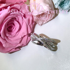 Twist Fashion Ring - BA26