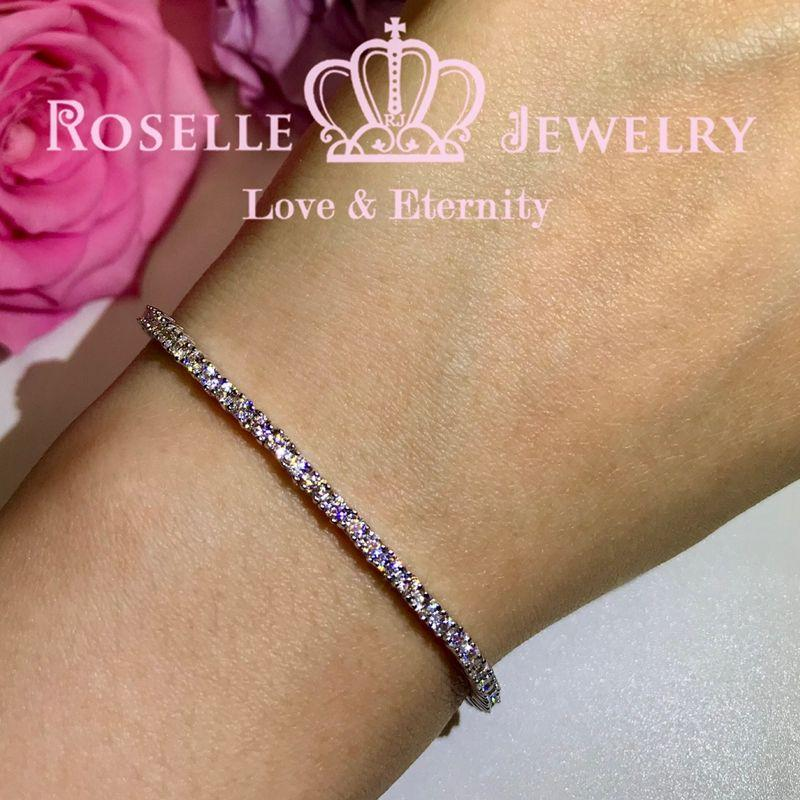 Fashion Rope Bracelet - BZ3 - Roselle Jewelry