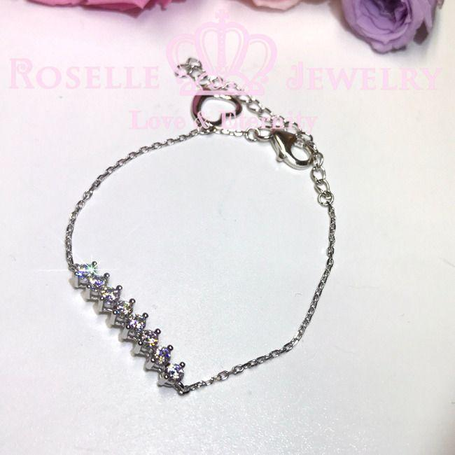 Simple Fashion Rope Bracelet - BS10 - Roselle Jewelry