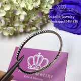Classic Eternity Bangle Bracelet - BG2
