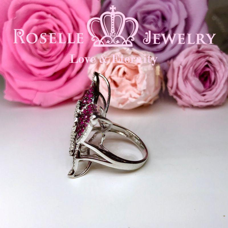 Fashion Butterfly Fashion Ring - TB4 - Roselle Jewelry
