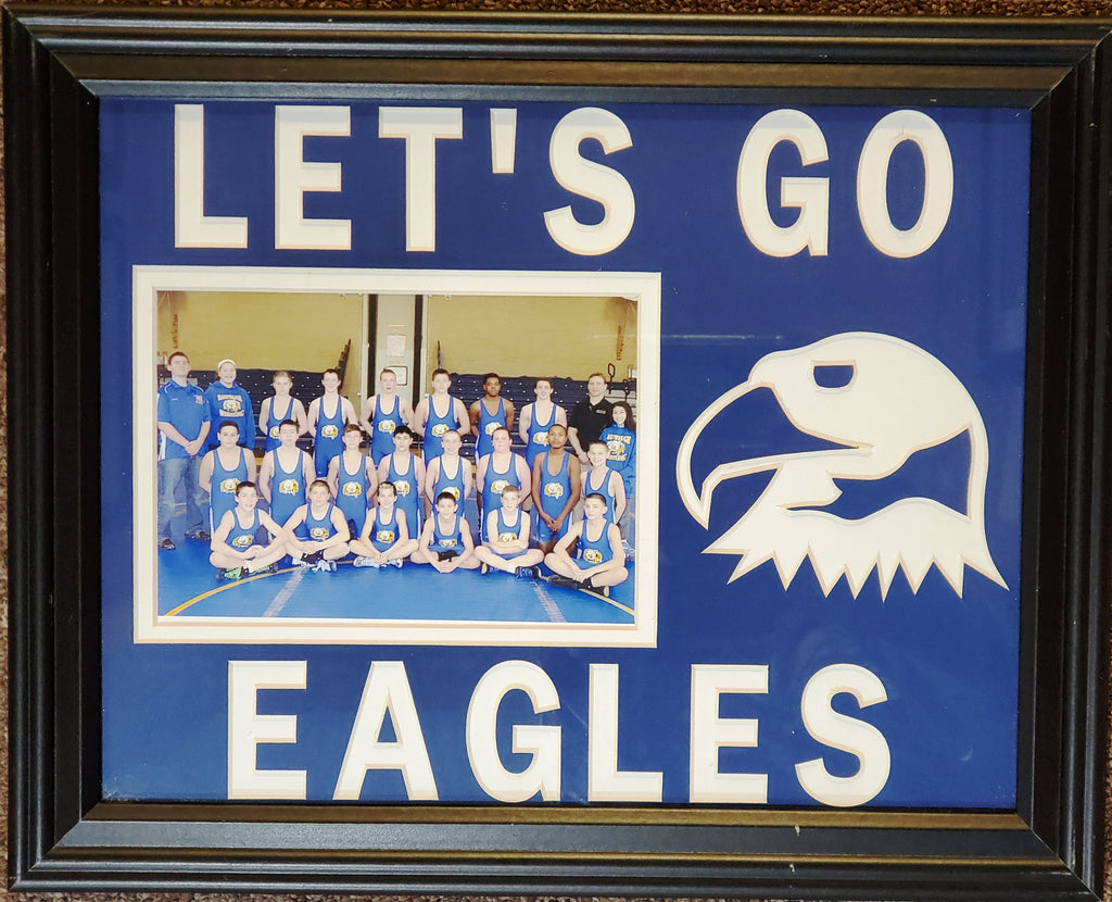 Hauppage- Let's Go Eagles Mini