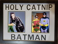 Holy Catnip Batman