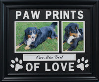 Paw Prints Of Love