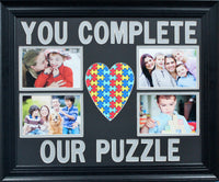 You Complete Our Puzzle