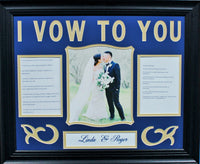 I Vow To You