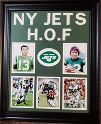 NY Jets - Hall of Fame