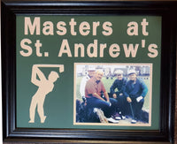 Masters at St. Andrews