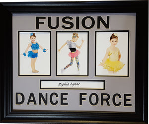 Fusion Dance Force Triple