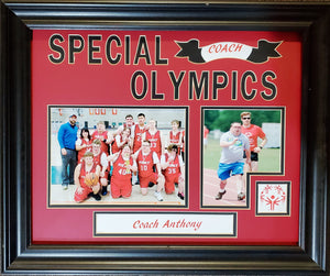 Special Olympics Coach Showcase