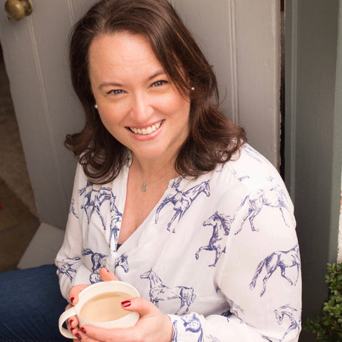 Picture of Ellen, Founder & Owner of Rhubarb & Hare