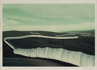 Running Fence,Sonoma and Marin Counties,California,1972-76