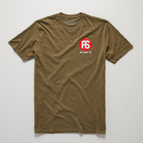 Corp Chest Logo Tee