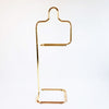 80s golden clothes hanger (5639641563298)