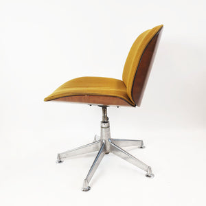 1960s office chair designed by Ico Parisi