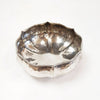 Small silver plated vintage bowl