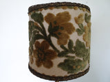Authentic vintage small lamp shade