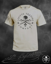 Men's Short Sleeve T Shirt - Jean Lafitte ~ Flagship