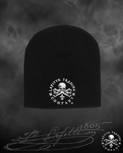 Jean Lafitte ~ Flagship Embroidered Flexfit® Beanie