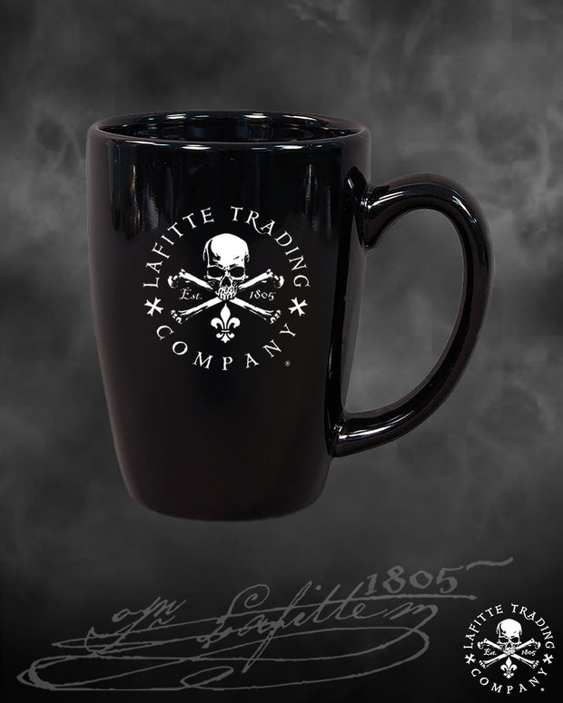 Cafѐ Lafitte™ ~ LTC 14oz Coffee Mug