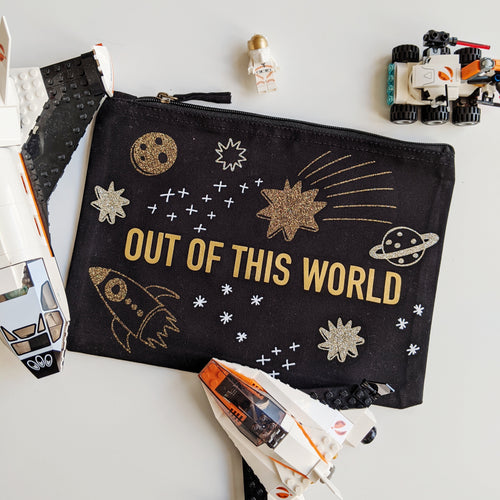 Out of This World Pouch