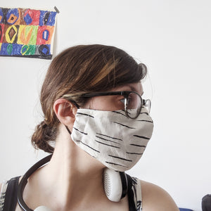 Children's Patterned face mask