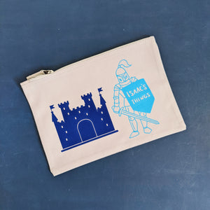 Knights and Castles Custom Pouch
