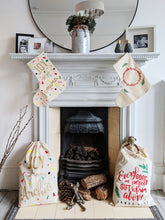 Load image into Gallery viewer, Every Good Gift Personalised Santa Sack