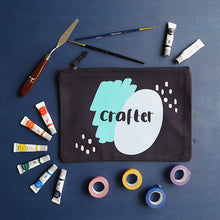 Load image into Gallery viewer, Crafter Zip Pouch