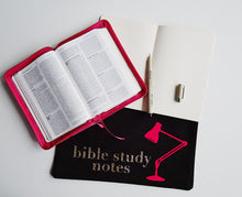 Load image into Gallery viewer, Lamp to Our Feet Bible Study Zip Pouch
