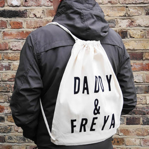 Daddy Backpack