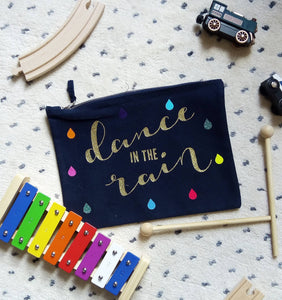 Dance in the Rain Pouch