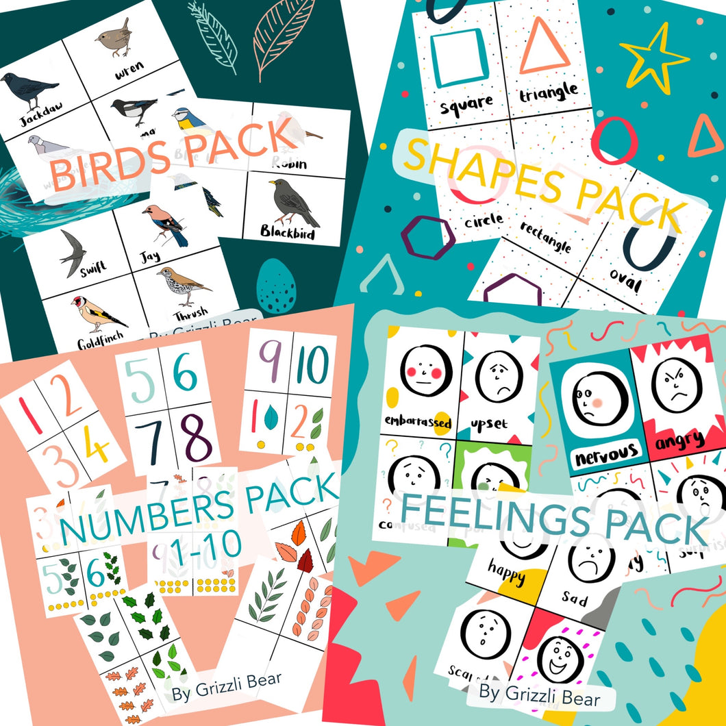 Education Pack Bundle (PDF)