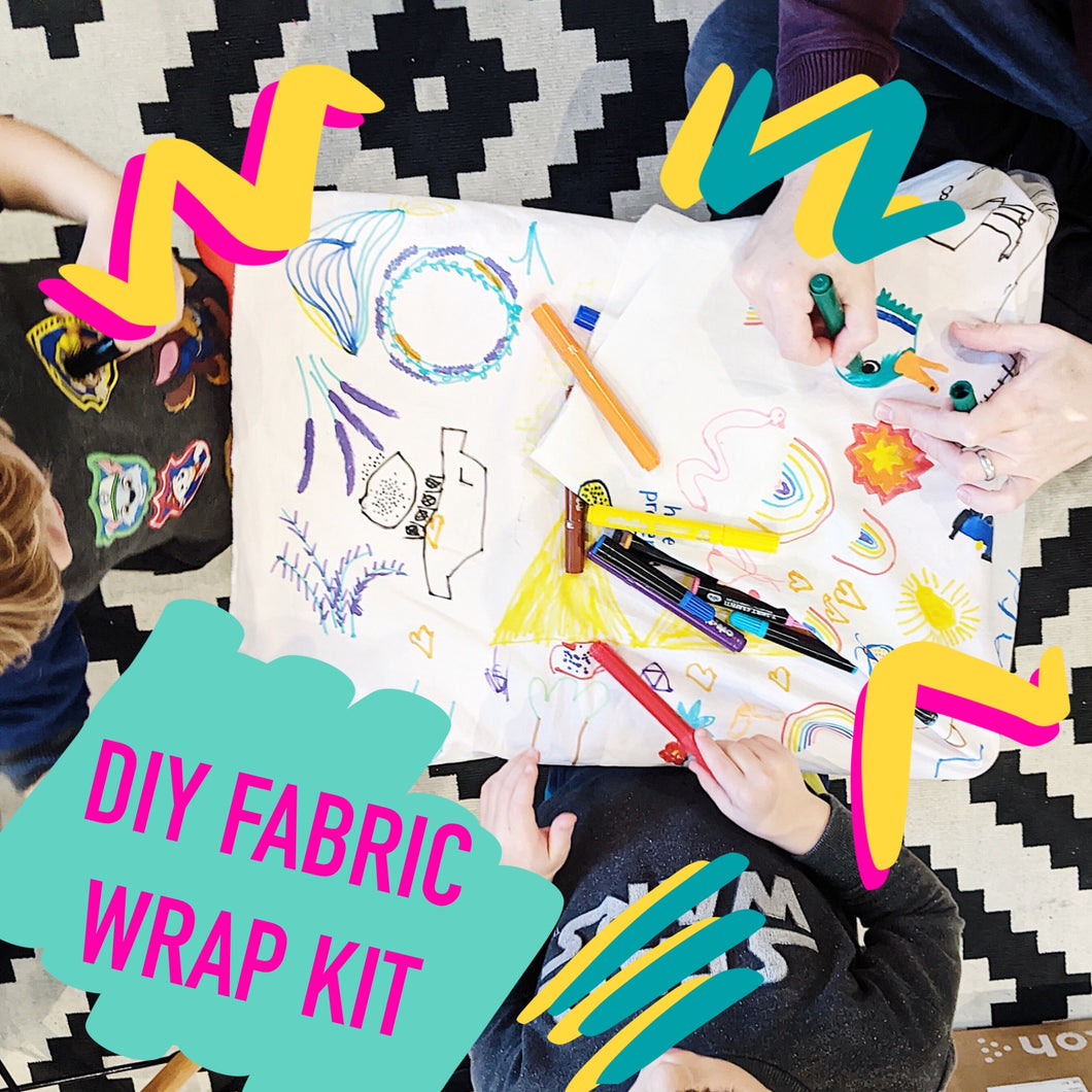 Online Fabric Wrap Workshop