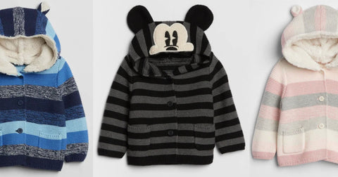 Up to 75% Off GAP Factory Infant & Toddler Apparel + Free Shipping