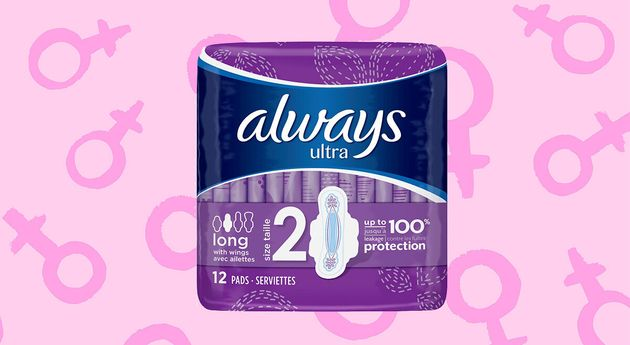 Always Ditches Female Symbol On Packaging To Make Products Trans And Non-Binary Inclusive