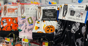 Women's Halloween Sleep Joggers Just $11.88 at Walmart | Disney, Friends & More