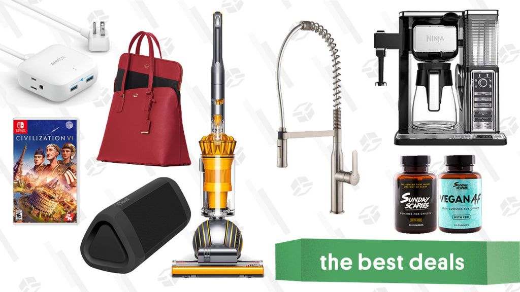 Friday's Best Deals: REI Labor Day Sale, Ninja Coffee Bar, Casper Mattresses, and More